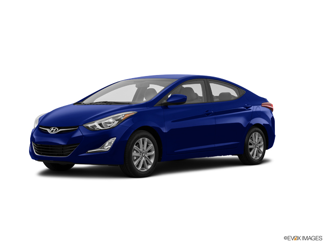 2014 Hyundai Elantra Vehicle Photo in Odessa, TX 79762