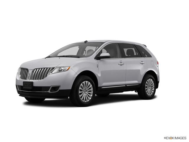 2014 Lincoln Mkx For Sale In Alexandria 2lmdj8jk4ebl05407