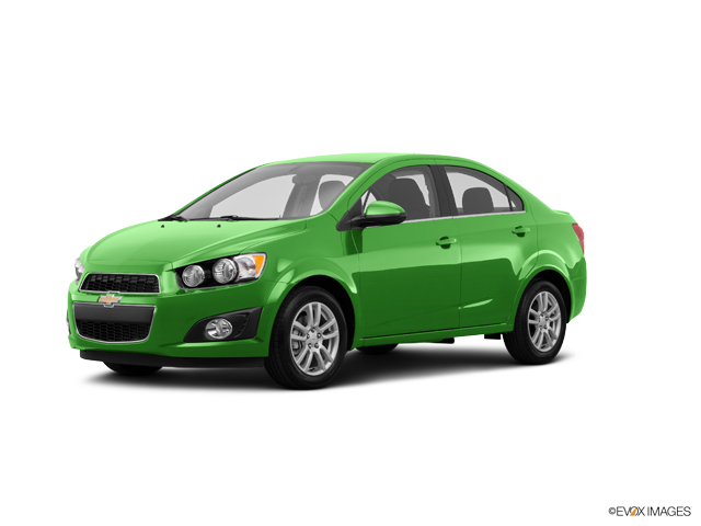 2014 Chevrolet Sonic Vehicle Photo in Edinburg, TX 78542