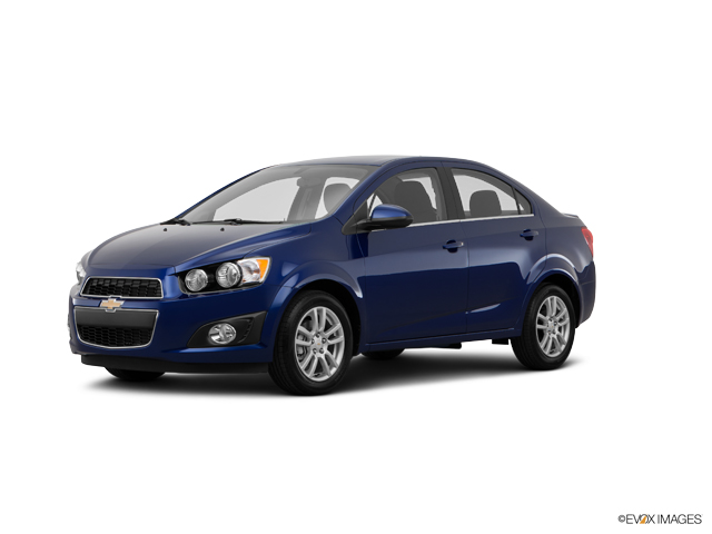 2014 Chevrolet Sonic Vehicle Photo in Knoxville, TN 37912