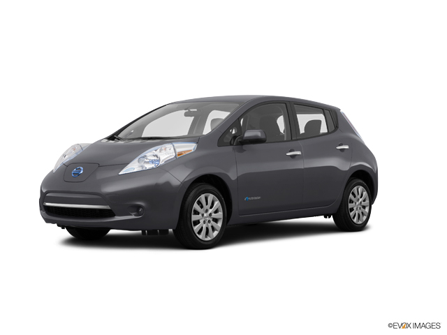 2014 Nissan LEAF Vehicle Photo in Novato, CA 94945