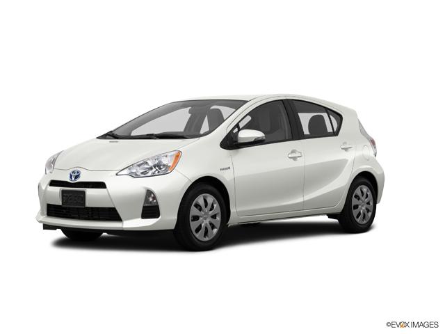 2014 Toyota Prius c Vehicle Photo in Merriam, KS 66203