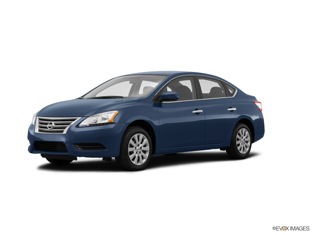 2014 Nissan Sentra Vehicle Photo in Edinburg, TX 78542