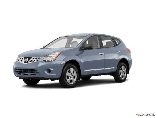 2014 Nissan Rogue Select Vehicle Photo in Houston, TX 77090