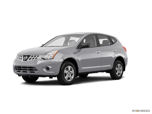 2014 Nissan Rogue Select Vehicle Photo in Hyde Park, VT 05655
