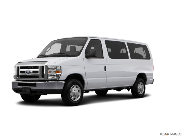 2014 Ford Econoline Wagon Vehicle Photo in Joliet, IL 60435