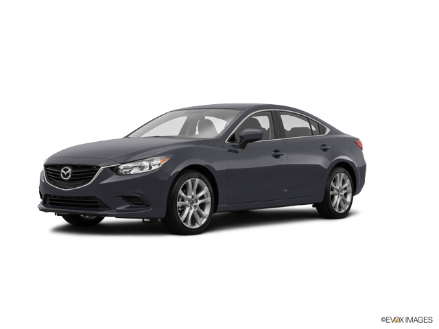 2015 Mazda Mazda6 Vehicle Photo in Hamden, CT 06517