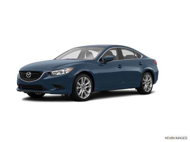 2015 Mazda Mazda6 Vehicle Photo in Spokane, WA 99207