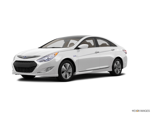 2014 Hyundai Sonata Hybrid Vehicle Photo in Cary, NC 27511