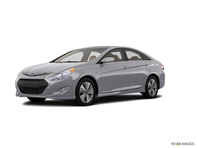 2014 Hyundai Sonata Hybrid Vehicle Photo in Boyertown, PA 19512