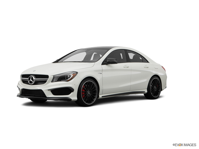 2014 Mercedes-Benz CLA-Class Vehicle Photo in San Angelo, TX 76903