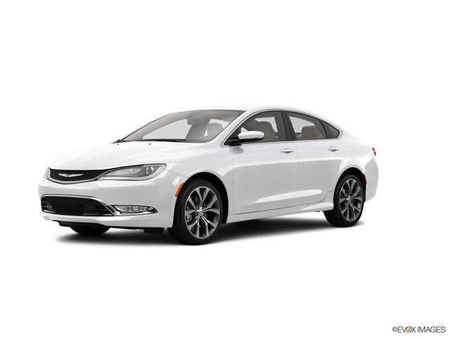 2015 Chrysler 200 Vehicle Photo in Manhattan, KS 66502