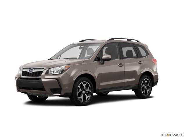 2015 Subaru Burnished Bronze Metallic Forester 2 5 L For Sale