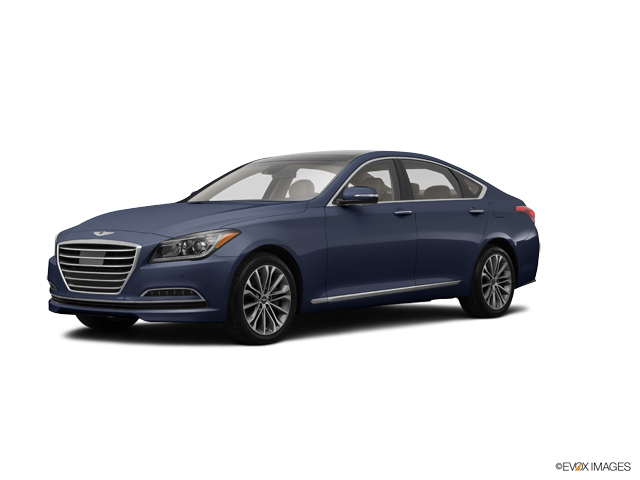 2015 Hyundai Genesis Vehicle Photo in Durham, NC 27713