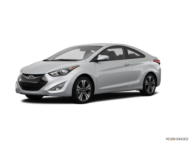 2014 Hyundai Elantra Coupe Vehicle Photo in Fishers, IN 46038