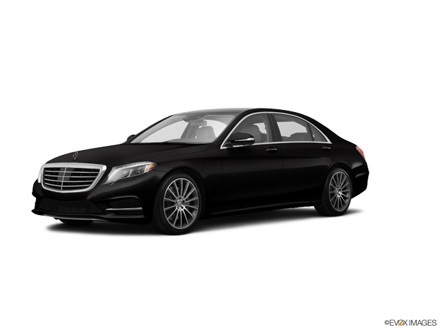 2015 Mercedes-Benz S-Class Vehicle Photo in Northbrook, IL 60062