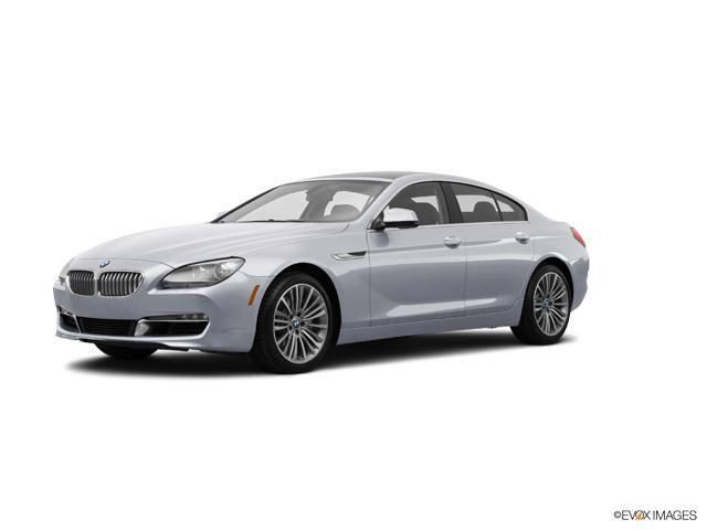 2015 BMW 640i Vehicle Photo in Houston, TX 77546