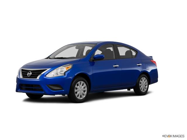 2015 Nissan Versa Vehicle Photo in Mission, TX 78572