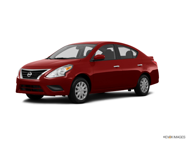 2015 Nissan Versa Vehicle Photo In Birmingham, AL 35216