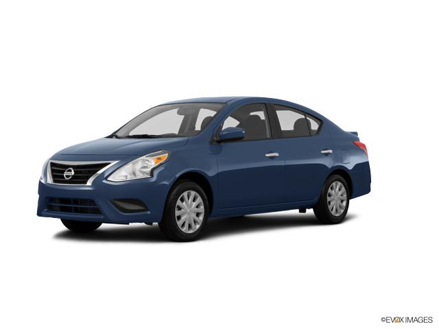 2015 Nissan Versa Vehicle Photo in Frisco, TX 75035