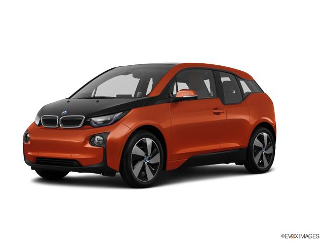 2014 BMW i3 Vehicle Photo in Charleston, SC 29407