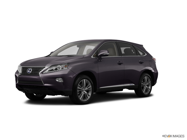 2015 Lexus RX 450h Vehicle Photo in Springfield, MO 65809