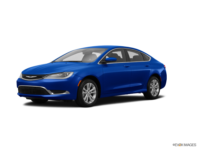 2015 Chrysler 200 Vehicle Photo in San Angelo, TX 76903