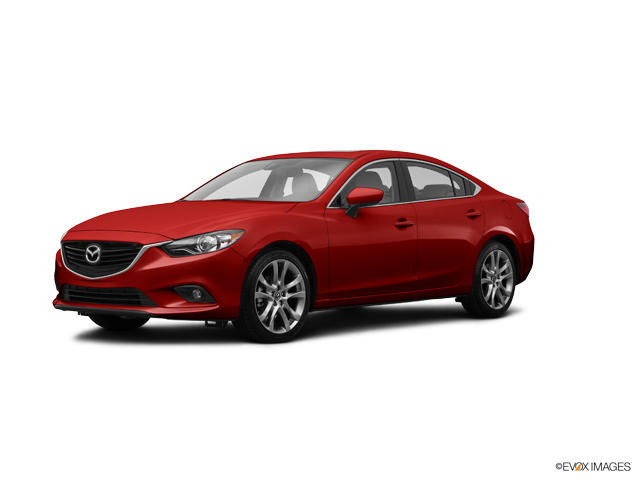 2015 Mazda Mazda6 Vehicle Photo in Rockville, MD 20852