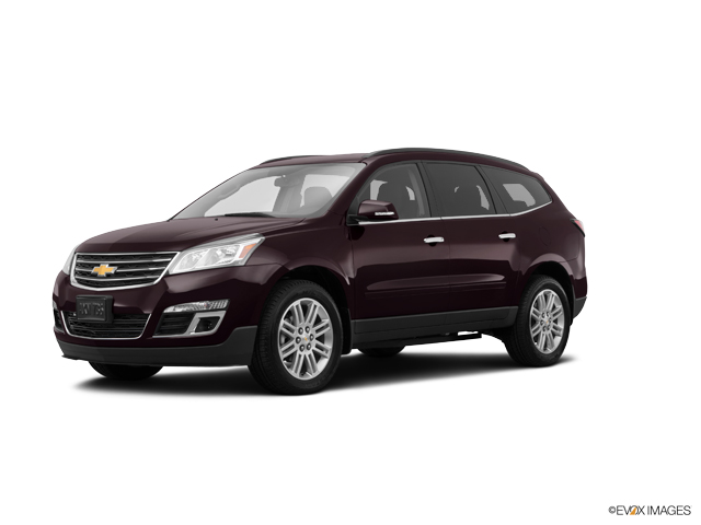 2015 Chevrolet Traverse Vehicle Photo in Wesley Chapel, FL 33544