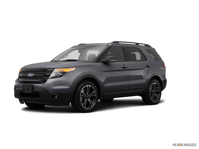 2015 Ford Explorer Vehicle Photo in Burlington, WI 53105
