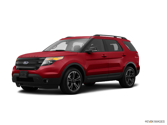 2015 Ford Explorer Vehicle Photo in Pittsburg, CA 94565
