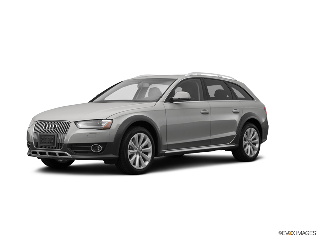 2015 Audi allroad Vehicle Photo in Anchorage, AK 99515