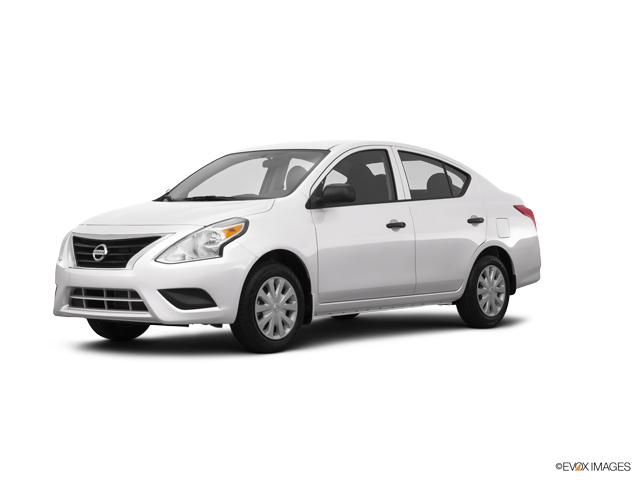 2015 Nissan Versa Vehicle Photo in San Angelo, TX 76903