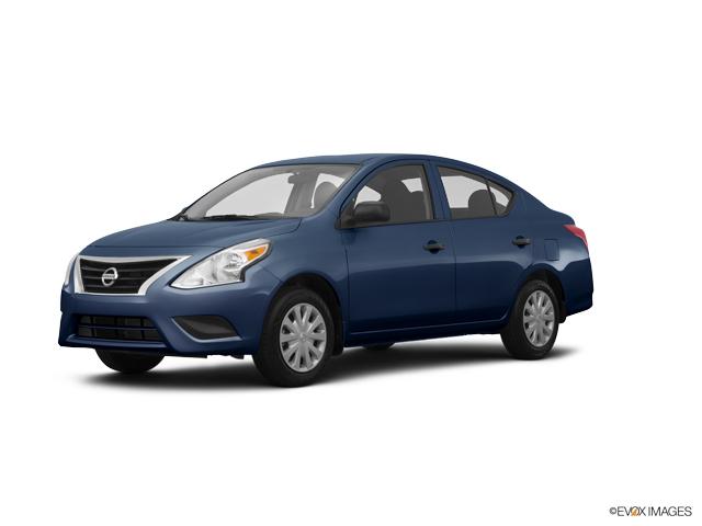 2015 Nissan Versa Vehicle Photo in Kansas City, MO 64114