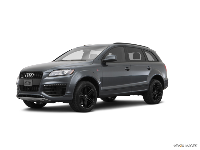 2015 Audi Q7 Vehicle Photo in Charlotte, NC 28269