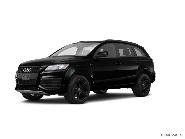 2015 Audi Q7 Vehicle Photo in Charlotte, NC 28269