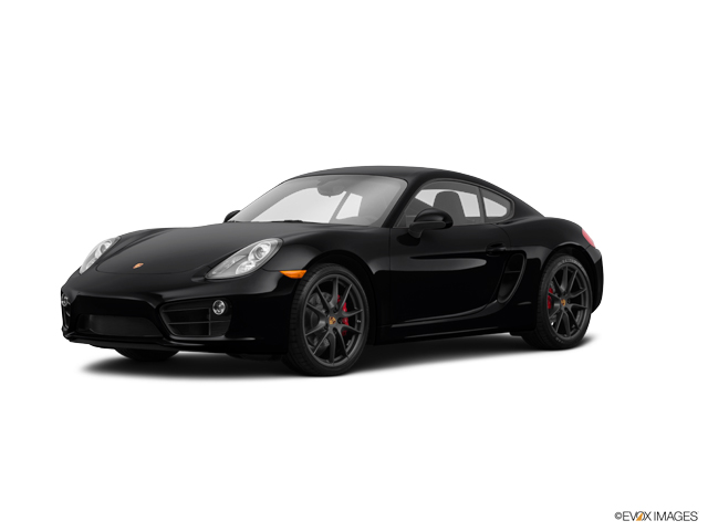 2015 Porsche Cayman Vehicle Photo in Chapel Hill, NC 27514