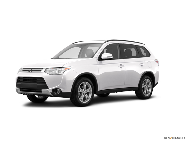 2015 Mitsubishi Outlander Vehicle Photo in Tulsa, OK 74133