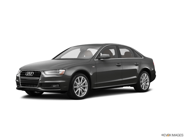 2015 Audi A4 Vehicle Photo in Cary, NC 27511