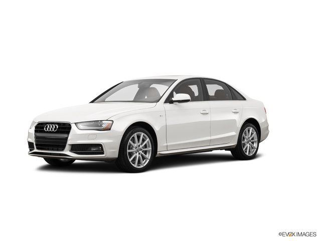 2015 Audi A4 Vehicle Photo in Edinburg, TX 78539