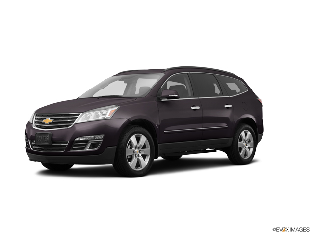 2015 Chevrolet Traverse Vehicle Photo in Vincennes, IN 47591