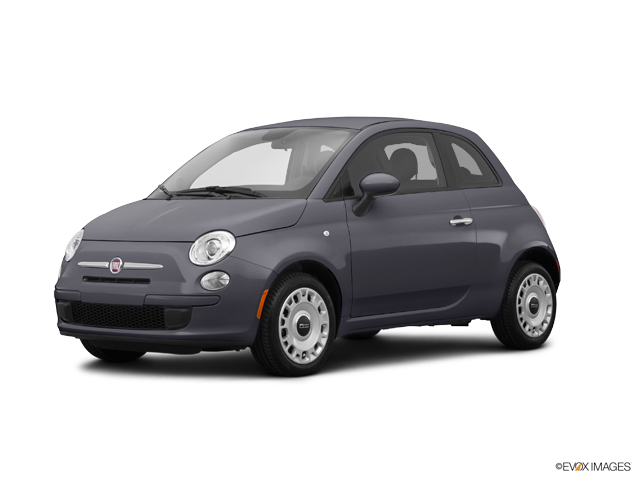 2015 FIAT 500 Vehicle Photo in Vincennes, IN 47591