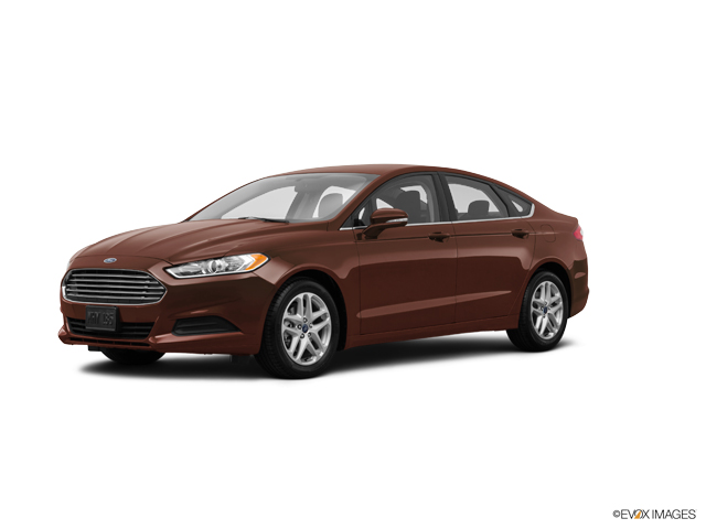 2015 Ford Fusion Vehicle Photo in Leominster, MA 01453