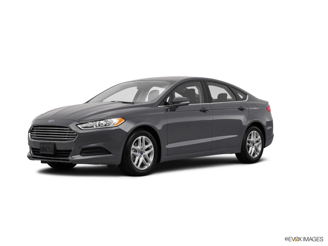 2015 Ford Fusion Vehicle Photo in Mansfield, OH 44906