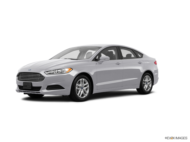 2015 Ford Fusion Vehicle Photo in Midland, TX 79703