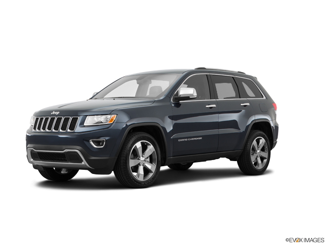 2015 Jeep Grand Cherokee Vehicle Photo in Janesville, WI 53545