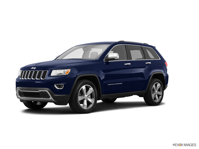 2015 Jeep Grand Cherokee Vehicle Photo in Denver, CO 80123