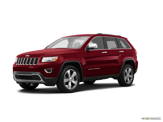 2015 Jeep Grand Cherokee Vehicle Photo in Gulfport, MS 39503