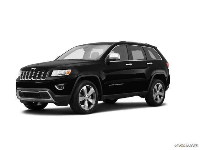 2015 Jeep Grand Cherokee Vehicle Photo in Ellwood City, PA 16117