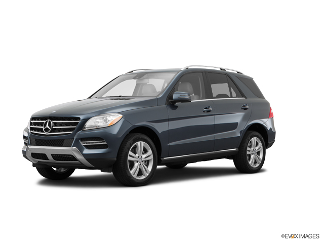 2015 Mercedes-Benz M-Class Vehicle Photo in Pleasanton, CA 94588